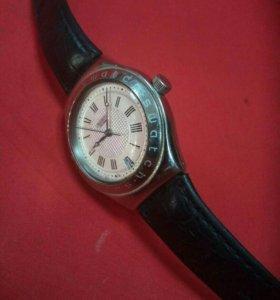 Мужские швейцарские наручные часы Swatch