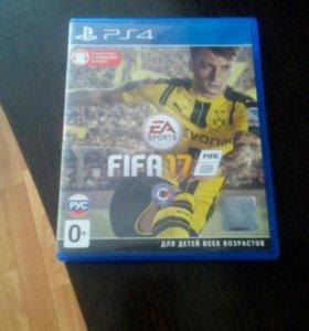 FIFA 17 для PS4