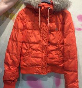 Куртка пуховик зимняя Abercrombie & Fitch USA