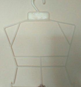 Плечики для детской одежды вешалки