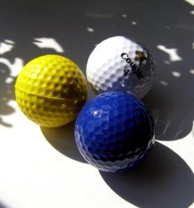 Шарики для гольфа