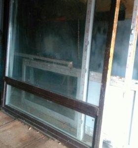 Пластиковые окна в хорошем состоянии
