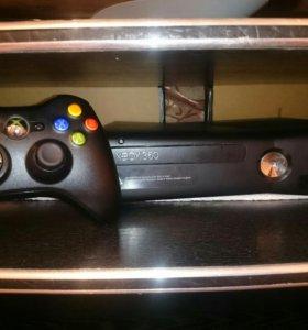 Игровая консоль Xbox 360 Slim 250GB