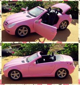 Машина для barbie