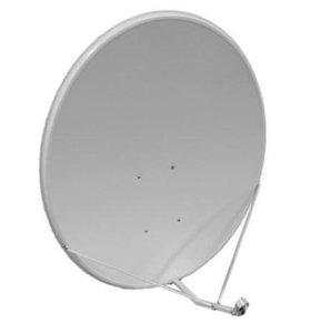 Спутниковая антенна + конвертор линейный