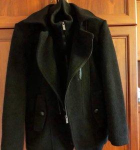 Пальто мужское б/у пару раз в отличном состояние