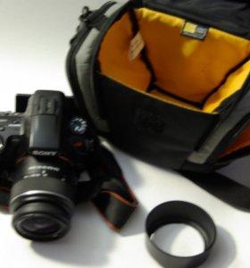 Фотоаппарат Sony Alpha SLT-A55V