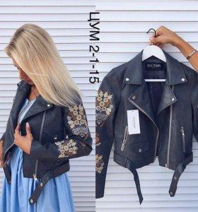 Куртки ЭКО кожа