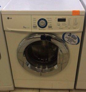 Стиральная машинка Lg wd-10160n.