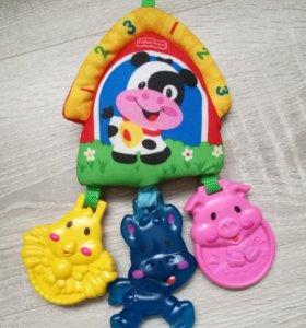 Музыкальная игрушка Fisher price