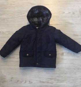 Стеганая куртка Mothercare ,86р-р