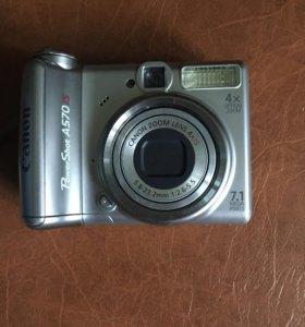 Canon PowerShot A570