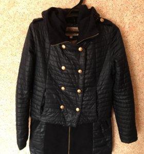 Куртка из двух частей