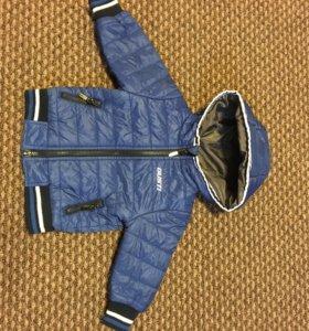 Куртка весна-осень р 80-86