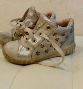 Ботинки. ECCO