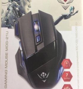 Игровая мышь Nakatomi MOG-21U