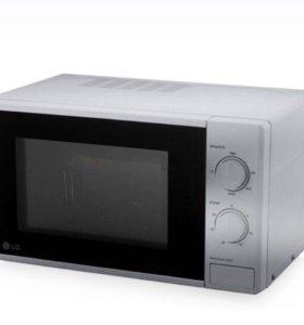 Микроволновая печь lg-MH6022DS