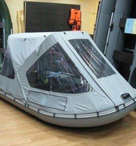 Ходовые тенты-трансформеры для лодок Викинг