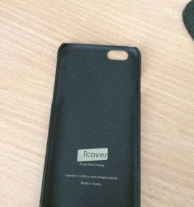 Чехол на iPhone 6 iCover