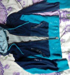 Спортивный костюм(возможен торг)