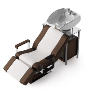 "Кресло и мойка ""Гинза II"" с массажем"