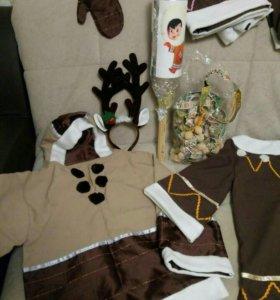 Детские костюмы для выступления