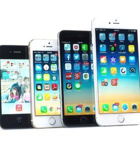 Замена экрана дисплея на iPhone 4/4S/5/5S/6/6S/7