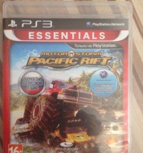 Игра для Play Station 3 Pacific Rift