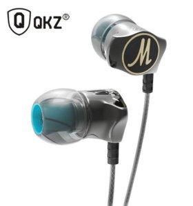 Наушники HI-Fi QKZ DM-7