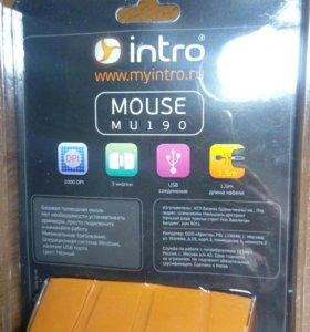 Компьютерная мышь с USB соединением