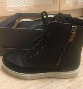 Ботинки Ecco зимние, 37