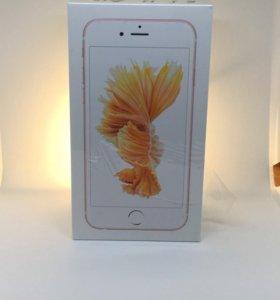 Новые iPhone 6s запакованные 32 гб