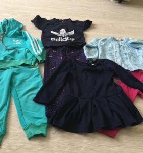 Пакет одежды от 2-3 лет