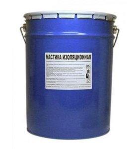 Мастика битумная изоляционная 21,5 л - 19 кг