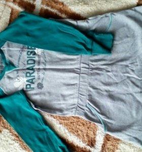 Туники и рубашка