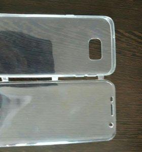 Двойной чехол на Samsung s7