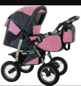 Детская коляска фирмы Oxygen