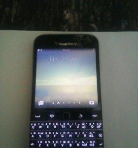 Телефон Blackberry Classic Q 20 black
