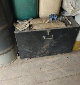Ящик для инструментов Газ, Зил, Ваз, Паз