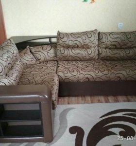 Угловой диван (трансформер)