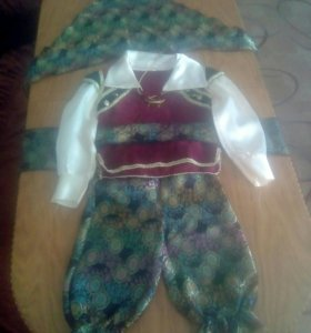 Новогодний костюм пирата на 2.3 года