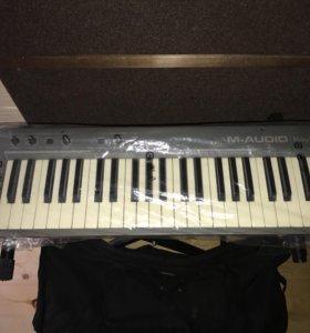 Синтезатор, Миди клавиатура M-Audio KeyStudio 49i