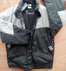 Мужская куртка54-56р-р