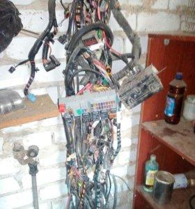Электропроводка,приора(люкс)