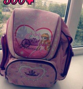 Школьный детский рюкзак