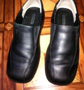 Туфли экко