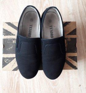 Обувь на мальчика 35 р-р
