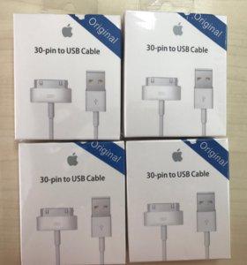Новый кабель на iPhone 4s