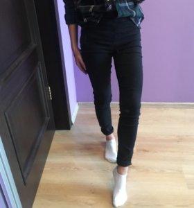 Джинсы-брюки h&m 🤤