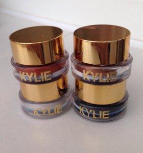 Кремовые тени Kylie